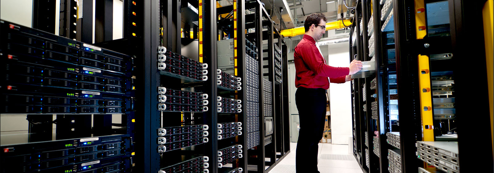 SUPERIOR PROTECTION TO DATA CENTRES, IT NETWORKS & SERVERS